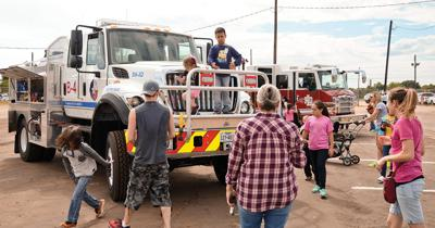 Touch a Truck among Longview Community Ministries' largest fundraisers