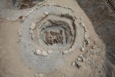 2,500-year-old tomb offers earliest evidence of humans using cannabis to get high