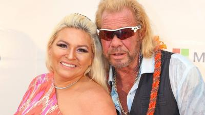 Beth Chapman from 'Dog the Bounty Hunter'