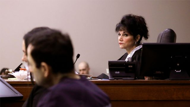 Judge sentences ex-doctor Larry Nassar to up to 175 years in prison