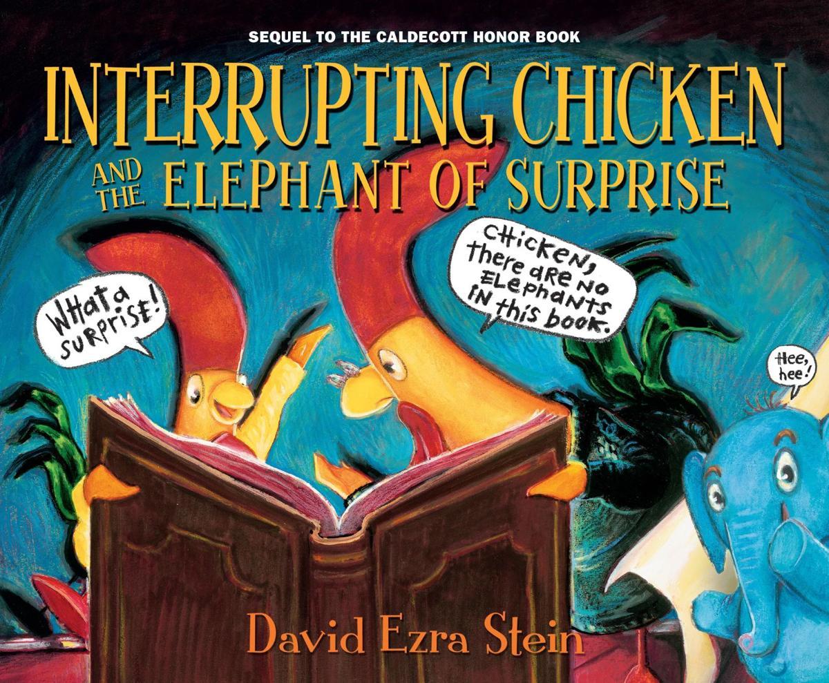 LNA 03172019 Juanita - Interrupting Chicken