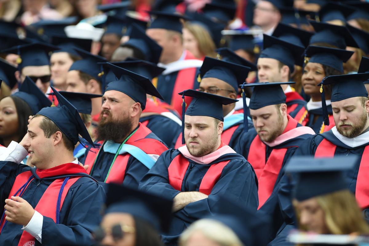 Liberty University 2020 Graduation.Pence Tells Liberty University Graduates Freedom Of