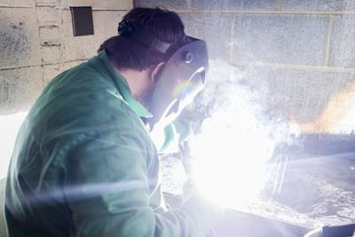 CVCC, welding