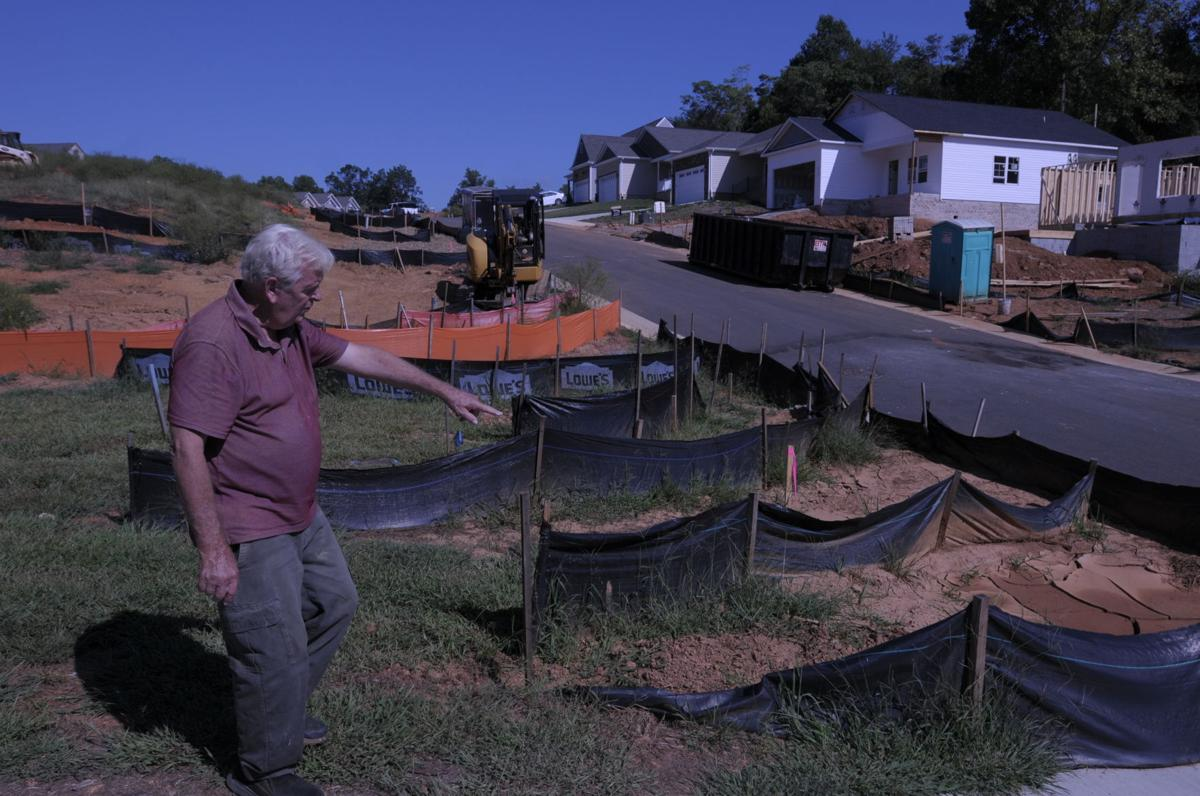 Rain-heavy year leaves subdivision seeking relief from