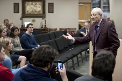 Holocaust survivor speaks to LU students