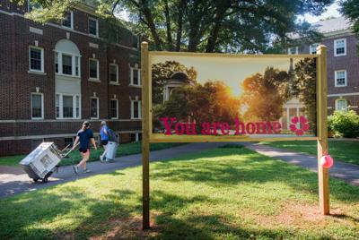Sweet Briar Move-in