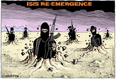 ISIS Re-Emerges