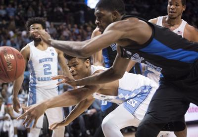Duke UNC basketball