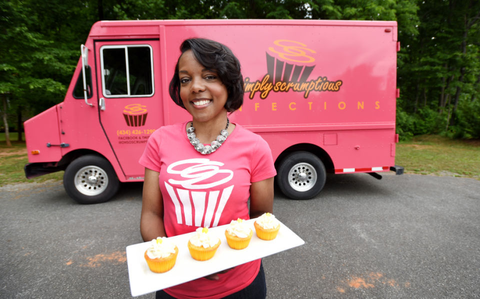 Local food trucks keep lynchburg on the move business
