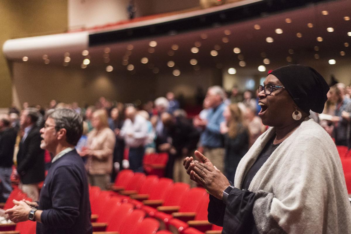 Red Letter Revival warns against intolerance, 'Christian