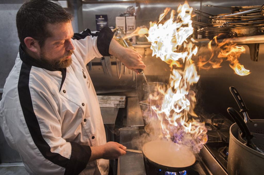Chef series: Meet the man behind Fifth and Federal Station's
