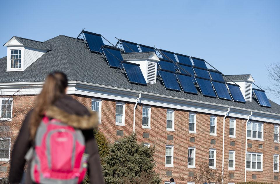 Renewable Energy Agreement Fuels Schools Green Efforts Local News
