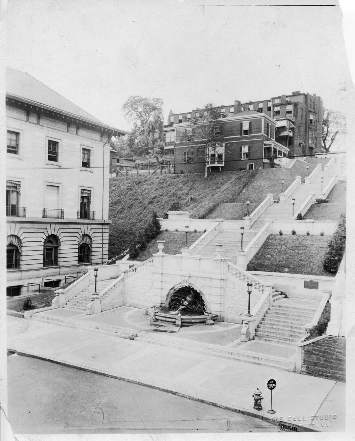 1925 Dolphin fountain at monument terrace.jpg