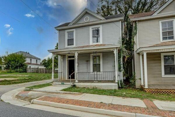 2 Bedroom Home in Lynchburg - $67,500