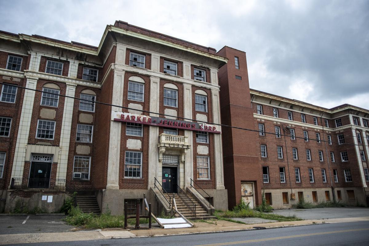 Barker-Jennings building