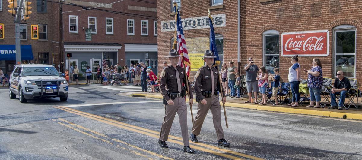 Amherst Parade