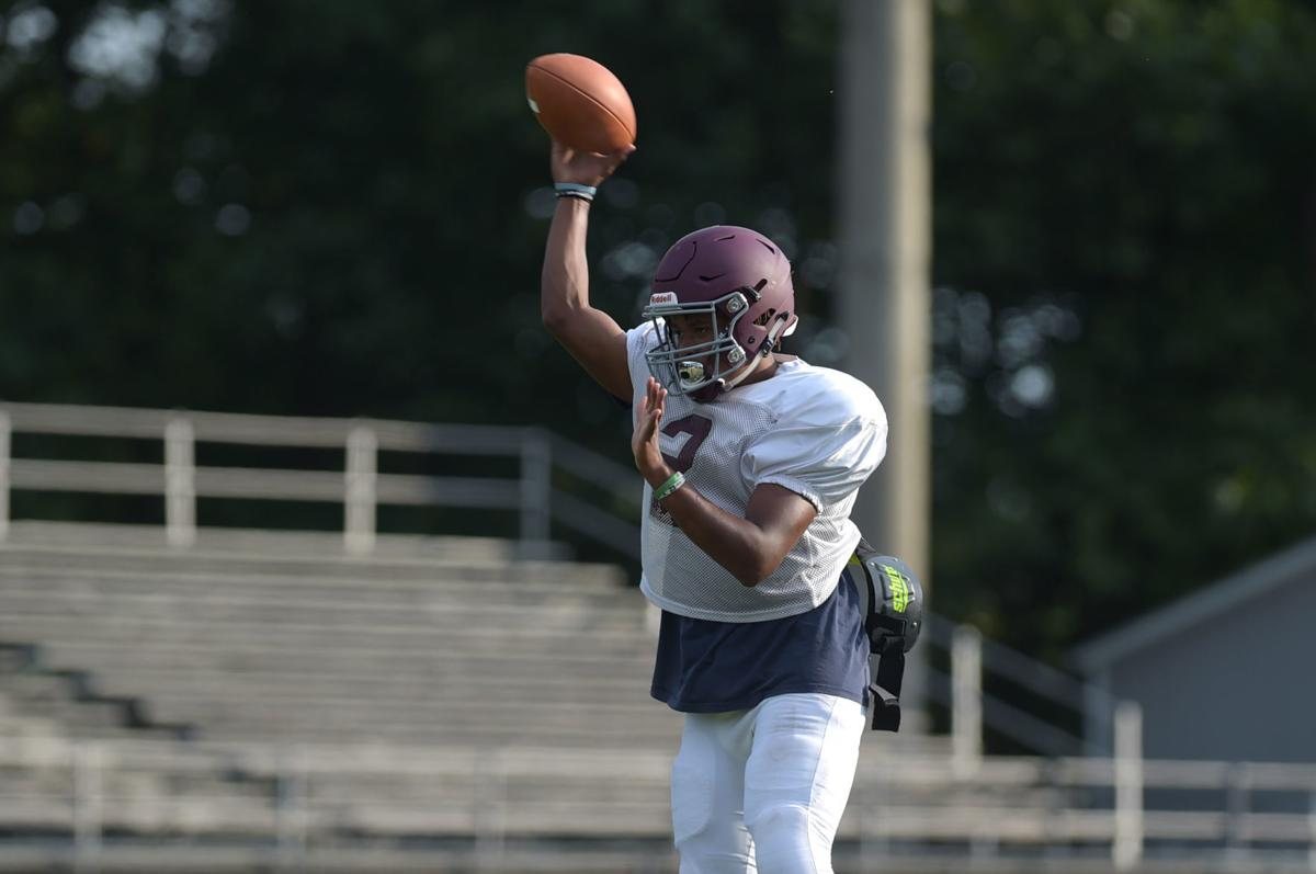 Amherst County Football Practice 3