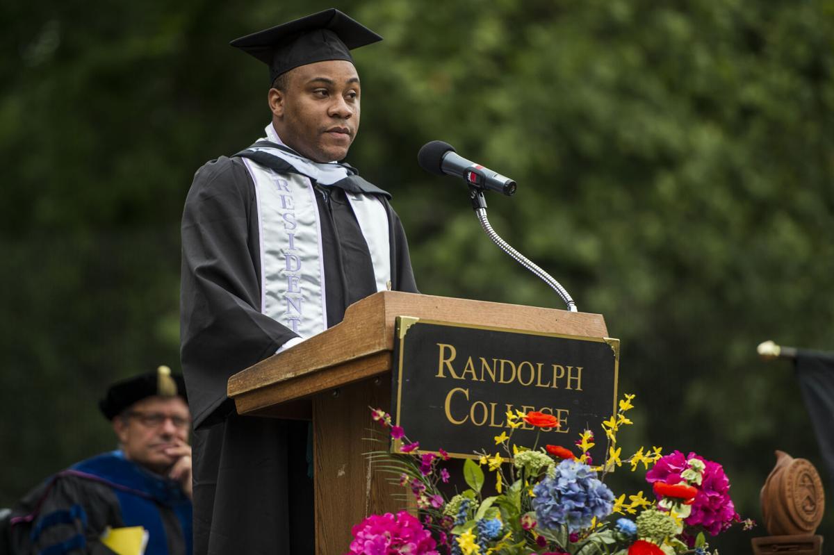 Randolph 2020 Commencement 10