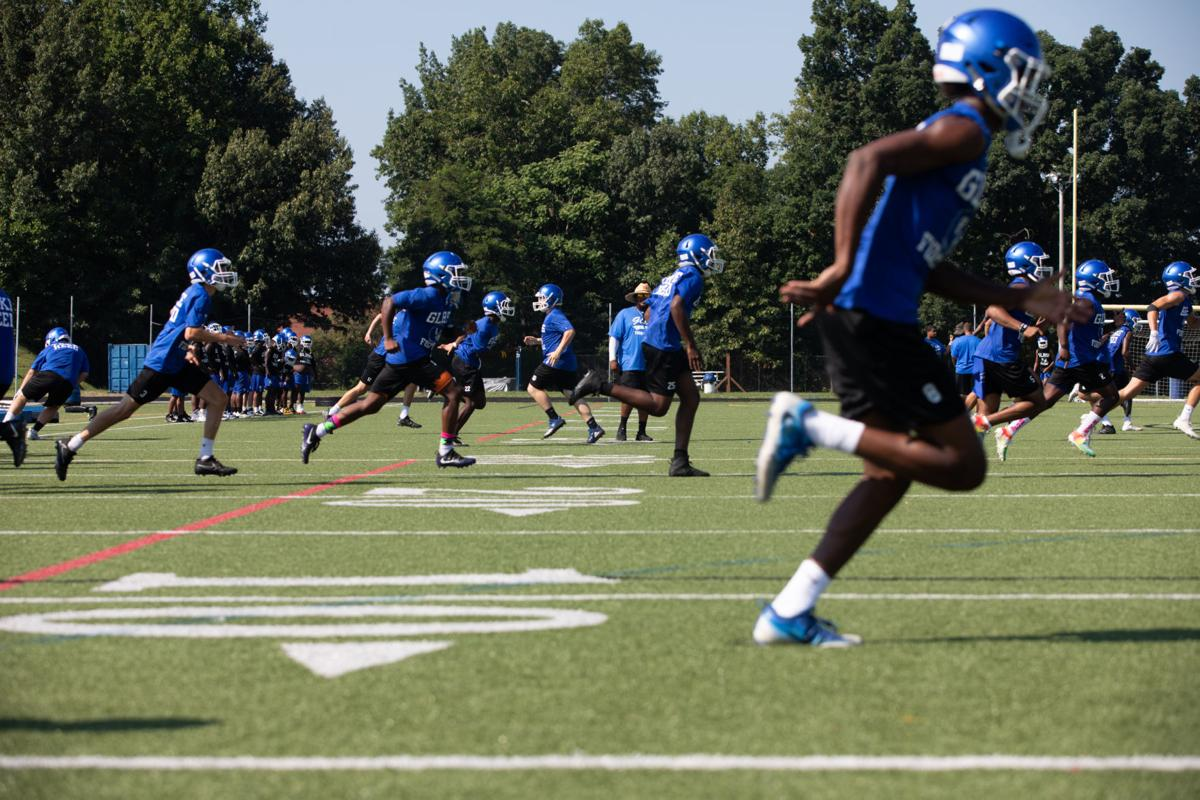 Area Teams Hit The Gridiron For First Official Day Of High