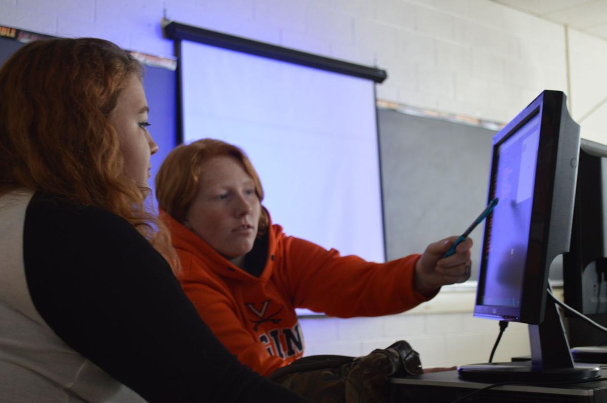 altavista combined school expands computer offerings