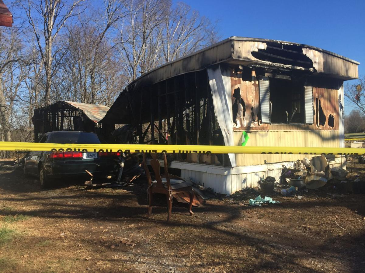 Update: Altavista man charged with murder in deadly Gladys fire, domestic violence cited