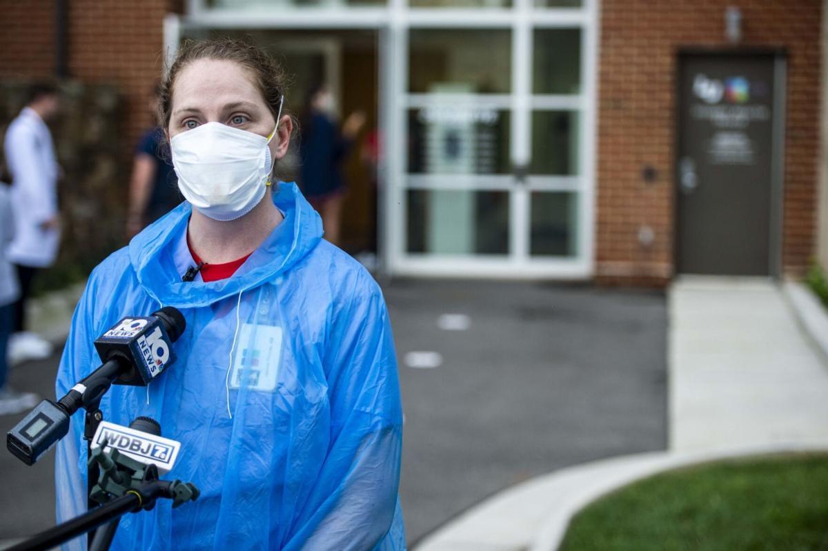 Liberty University health triage