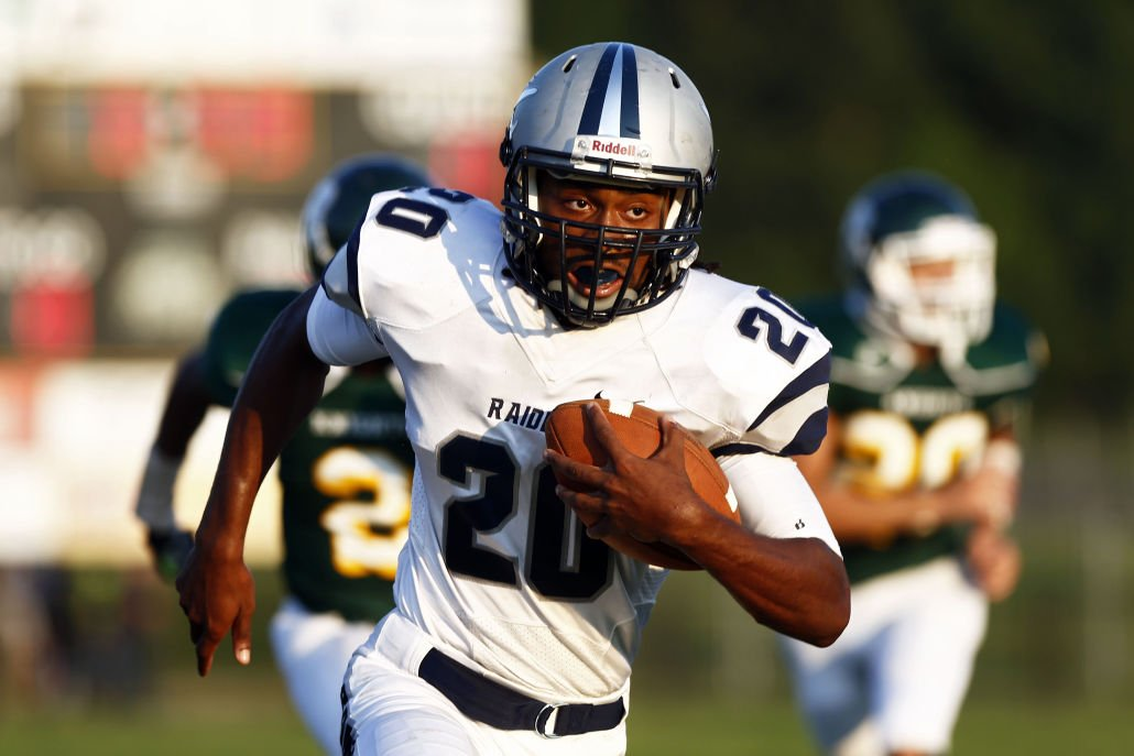 Appomattox and amherst set for historic clash high for M and m motors appomattox