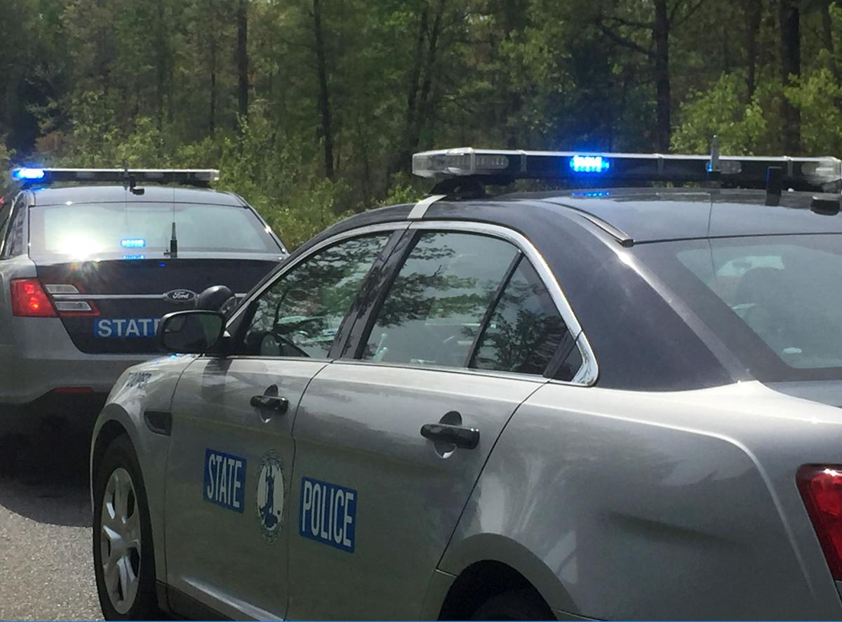 Virginia State Police - stock image