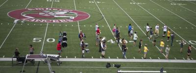 Amherst band, 1