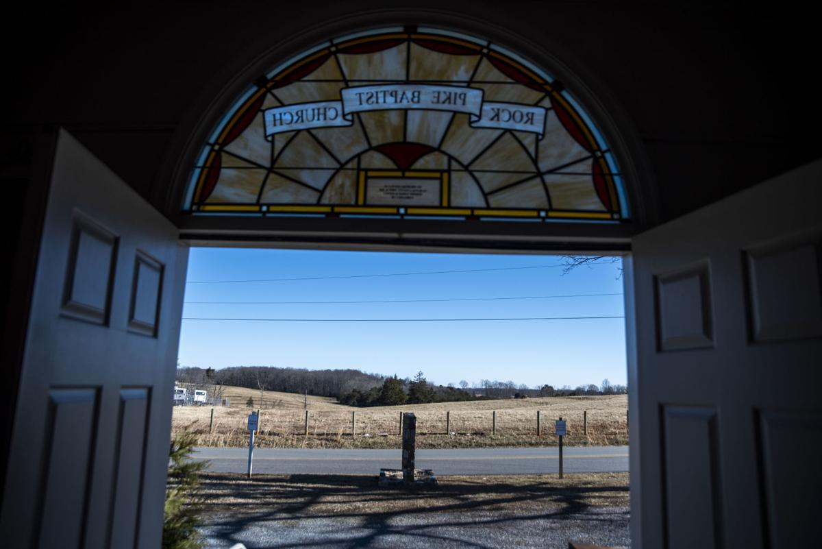 Rock Pike Baptist Church