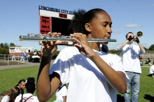 Lynchburg competition brings 'band kids' together