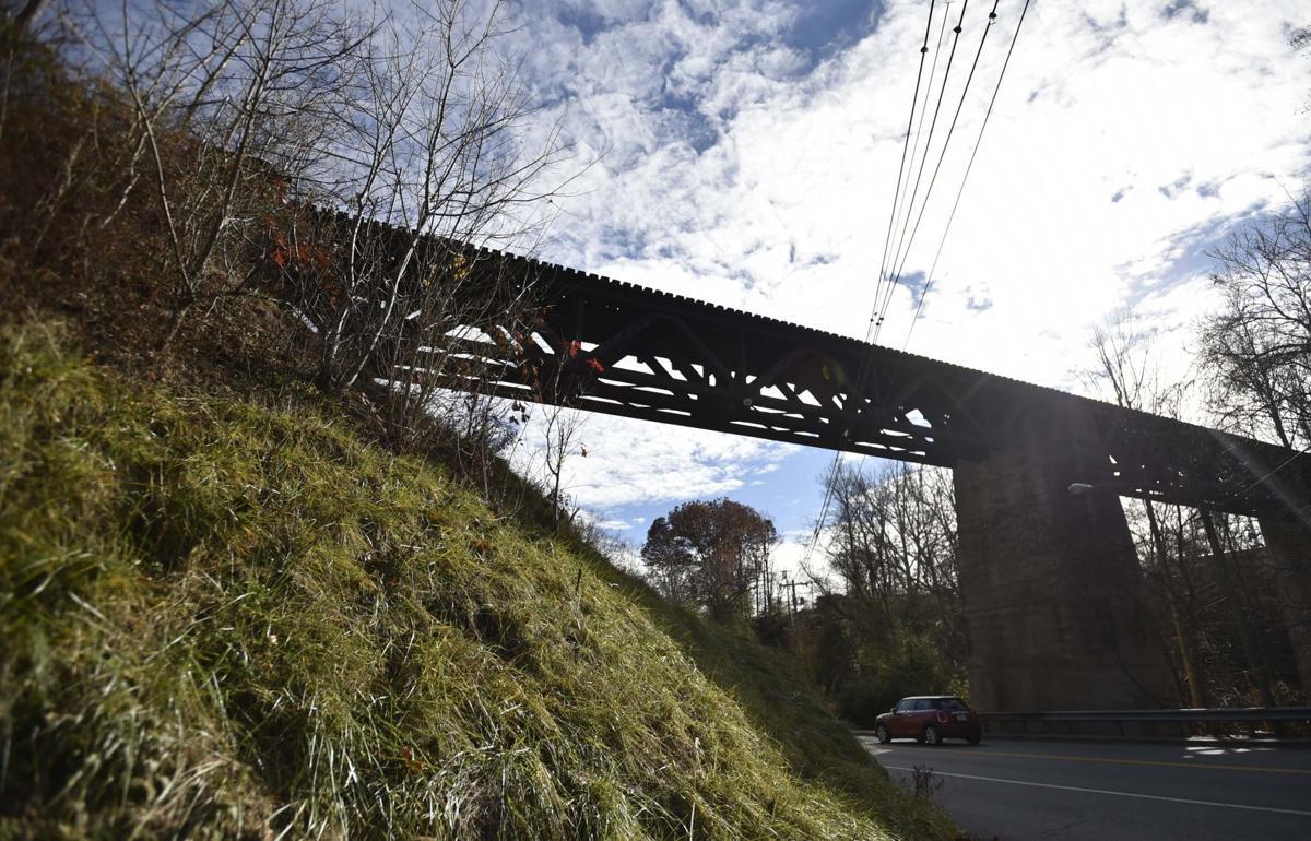 Railroad Trestle 02