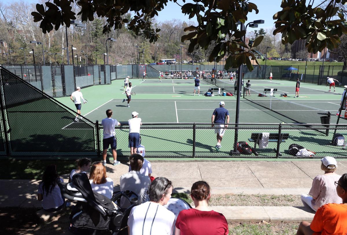 UVa Men's Tennis hosts NC State | Cavaliers | newsadvance.com