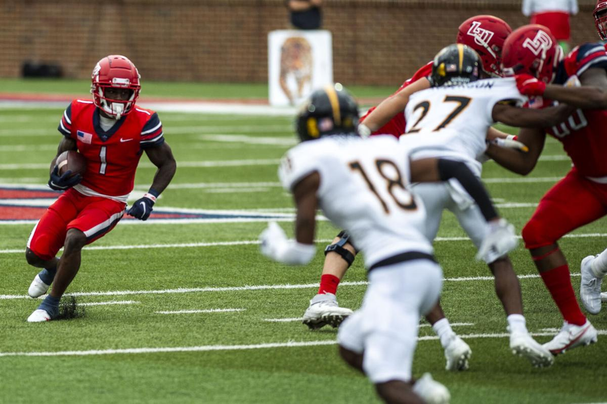 Liberty vs. Southern Mississippi Football