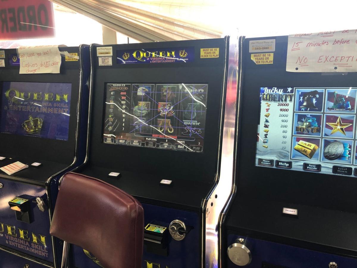 unregulated machines (LYN)