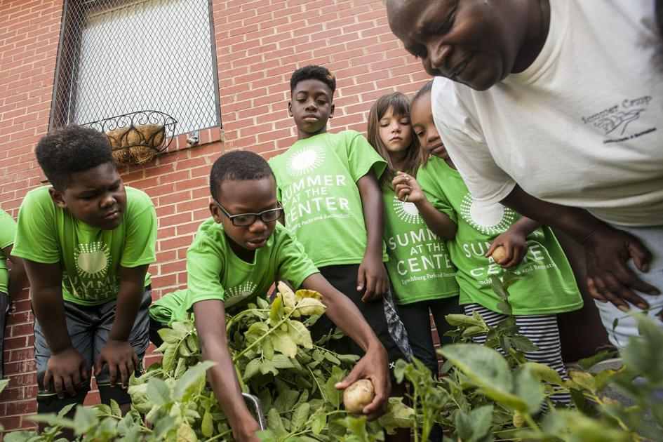 Kids learn value of healthy lifestyle, gardening through new program