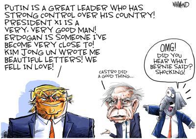 Dictator Envy