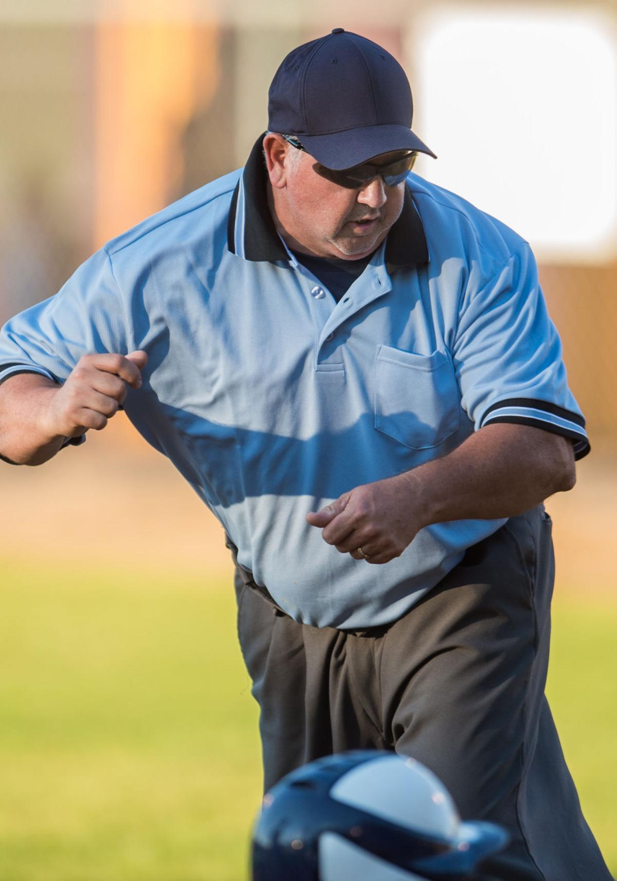 One 'Hotdog' all the way: umpire relishes role | Sports