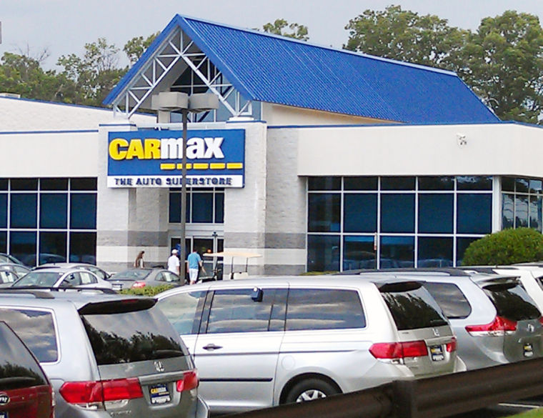 carmax to open lynchburg area location business. Black Bedroom Furniture Sets. Home Design Ideas