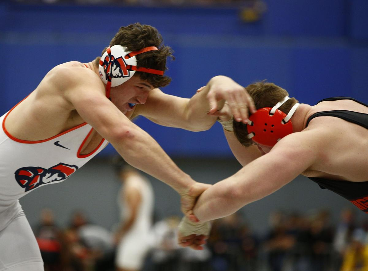 VHSL Class 1, 2, and 3 State Wrestling Championships 14