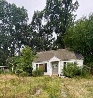 2 Bedroom Home in Lynchburg - $49,000