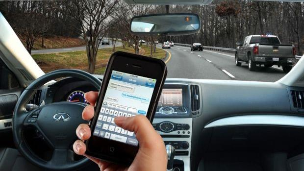 Nelson police prepare to enforce texting while driving ...