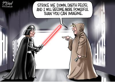 Darth Pelosi