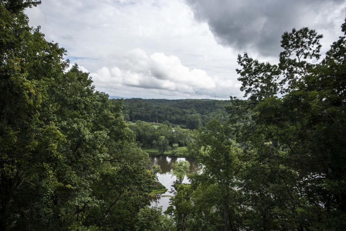 Riverside Park overlook