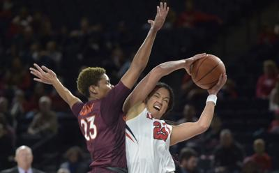 Virginia Tech Liberty Women's Basketball