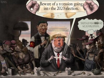 Trump's Fortune Cookie