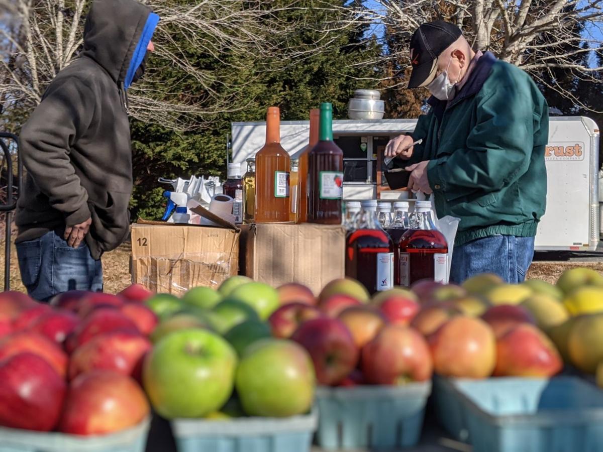 Farm Bill - Forest Farmer's Market