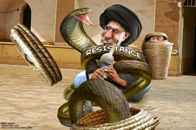 Resistance in Tehran?