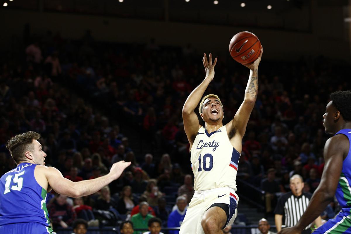 Liberty University Basketball 04