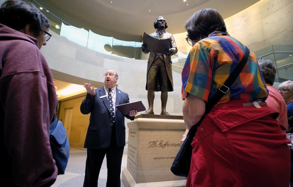 Lynchburg Area Teacher Goes From The Classroom To The Capitol Local News Newsadvance Com